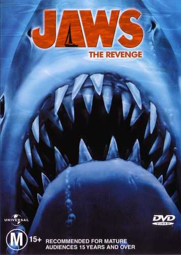 Челюсти: 1, 2, 3, 4 / Jaws: 1, 2, 3, 4 (1975-1987) DVDRip